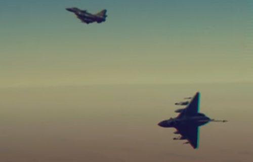 Novi opasan incident u Aziji: Presretnut kineski avion