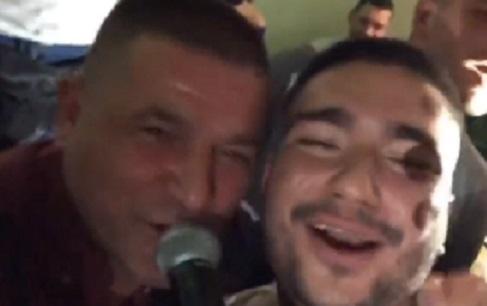 """Tek se rodio Željko Ražnatović, a već je dobio pesmu: """"On bi hteo ime od dede Arkana..."""" (VIDEO)"""