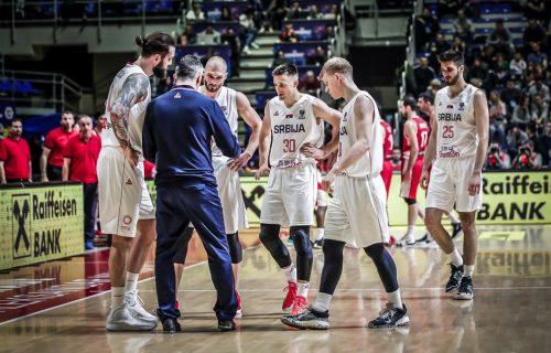 """Debakl u Areni je prošlost: """"Orlovi"""" dobijaju rivale u kvalifikacijama za Mundobasket"""