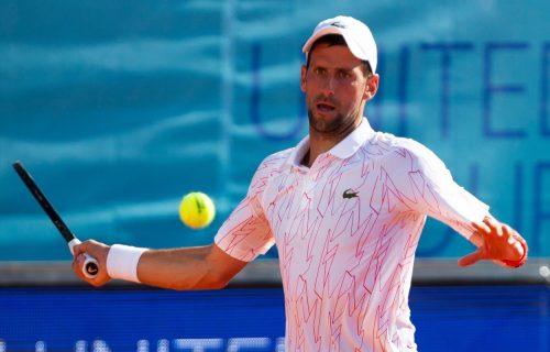 Trenira KOD KUĆE: Novak u Marbelji sparinguje sa Lopesom! Uskoro odluka o US Openu (VIDEO)