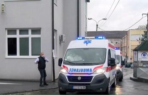 Ðerlek ima dobre vesti iz Novog Pazara: Situacija bolja, bolnica prelazi u nekovid, radi se dezinfekcija