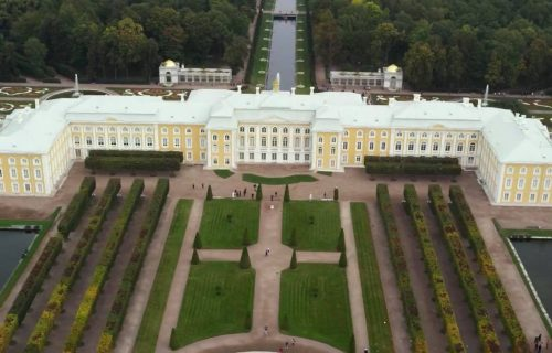 Ruski Versaj: Veličanstvena palata Peterhof kao najlepši simbol jedne imperije (FOTO+VIDEO)