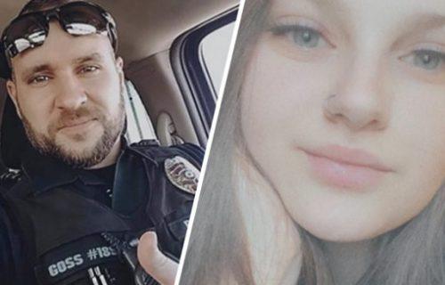 Policajac pratio devojku, pa je startovao porukom! Šokirala se, a onda je žestoko kažnjen (FOTO)