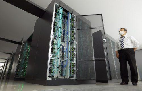Nema mu ravnog! Japanski superkompjuter u borbi protiv koronavirusa (VIDEO)