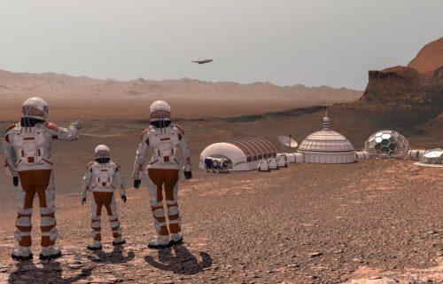 Francuzi otkrili koliko je potrebno ljudi za kolonizaciju Marsa (VIDEO)