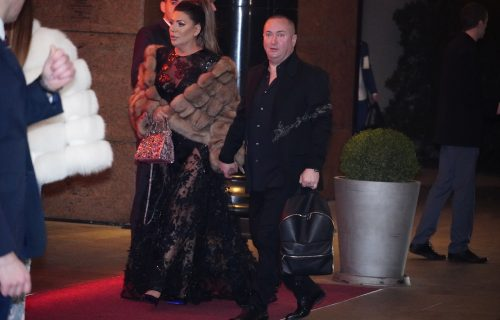 Đanijev sin Miloš i njegova TRUDNA devojka imaju koronu, Slađa otkrila sve detalje! (FOTO)