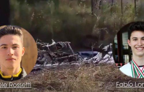 Kobija još nismo zaboravili, a već nova KATASTROFA! Srušio se avion, POGINULI italijanski sportisti (VIDEO)