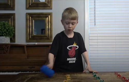 Da li je svet dobio novog Hudinija? Sedmogodišnjak izvodi nestvarne trikove (VIDEO)