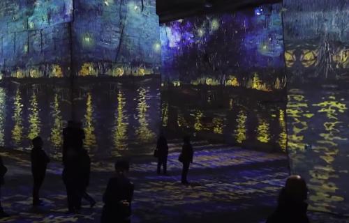 Budućnost umetnosti? Zakoračite u najlepše slike velikih umetnika (VIDEO)