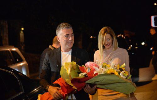 Lakše se diše! Željko i Jovana Joksimović dobili rezultate testa: Negativni smo! (FOTO)