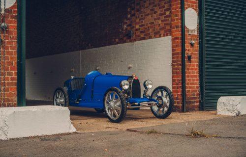 Bugatti Baby II: Najskuplja igračka na točkovima (FOTO+VIDEO)