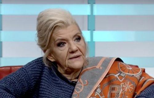 Marina Tucaković se plaši da izađe iz kuće zbog korone, a mora na preglede: Imam padova, ali borim se!