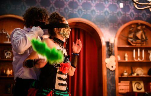 Zavirite u mračni um Džeka Trboseka: Premijerno izvedena interaktivna predstava In his Mind (FOTO)