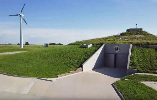 Zavirite u MEGA-LUKSUZNI nuklearni bunker, čije zidove krasi i portret srpskog velikana (FOTO+VIDEO)