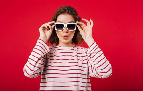 Kažite zbogom popravljanju šminke i crvenim TRAGOVIMA od NAOČARA! Rešenje je u jednom proizvodu! (VIDEO)