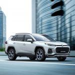 Blizanac iz Japana: Suzuki predstavio SUV model Across (FOTO)