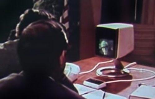 Dobro jutro Džon! Ovako je izgledao prvi video-poziv u istoriji i nije bio jeftin (VIDEO)