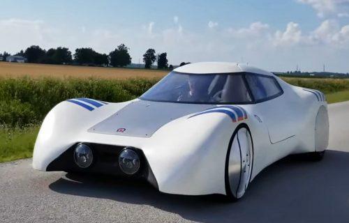 """Omega spaja nespojivo: Troši kao """"upaljač"""", a juri kao Porsche (VIDEO)"""