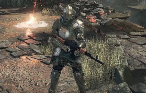 Kalašnjikov je moćniji od mača! Legendarni Dark Souls više nikada neće biti isti (VIDEO)