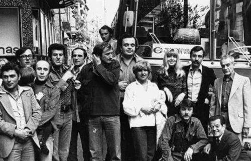 Nikad više srpskih glumačkih legendi na jednoj slici: Koga prepoznajete? (FOTO)