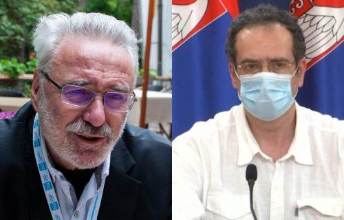 """""""Ovako kako je izrečeno..."""": Dr Janković o Nestorovićevoj izjavi da korona izaziva ZAPALJENJE TESTISA"""