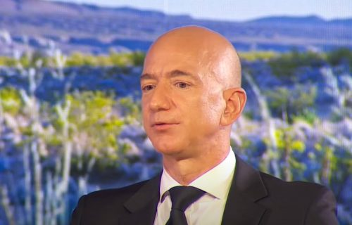 Bezos oborio sopstveni rekord: Bogatstvo osnivača Amazona poraslo na skoro 172 milijarde dolara