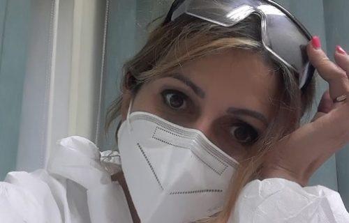 """Ne smem ni da napišem koliko ljudi PREŽIVI respirator"": Cela Srbija mora da pročita VAPAJ dr Danijele"