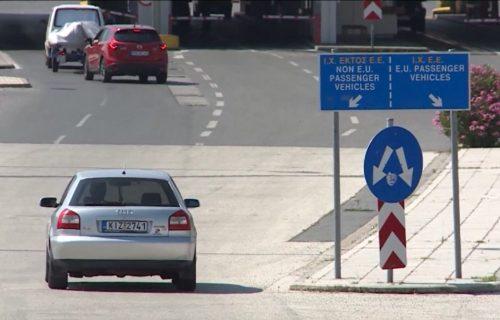 Rampe i dalje spuštene: Evo do kada Srbi ne mogu da uđu u Grčku!