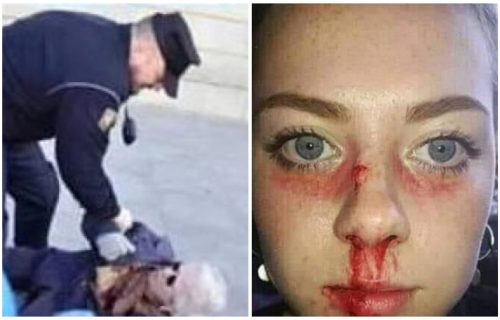 """Opozicija PONOVO lažnim slikama blati srpsku policiju: Baku iz Španije """"preselili"""" u Beograd (FOTO)"""