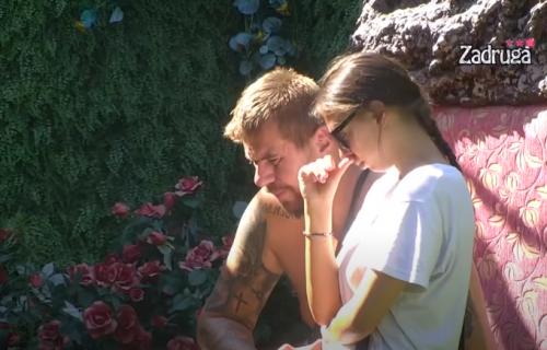Maja i Janjuš progovorili o RASKIDU pred sam izlazak iz Zadruge: Ona se GUŠILA u suzama! (VIDEO)