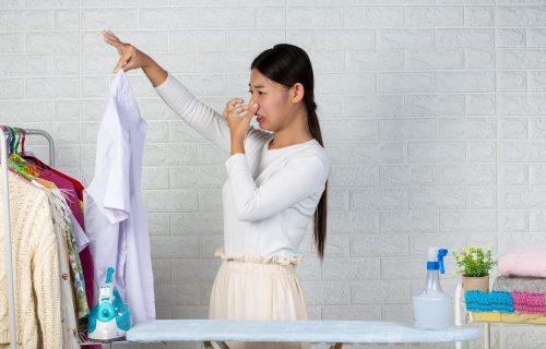 Dva kućna trika kako da izvučete SMRAD iz odeće za trening