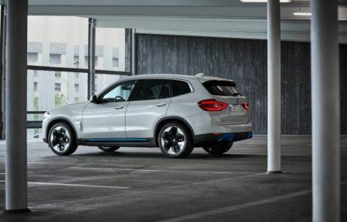 BMW predstavio električni iX3, krajem godine stiže u Evropu (FOTO)