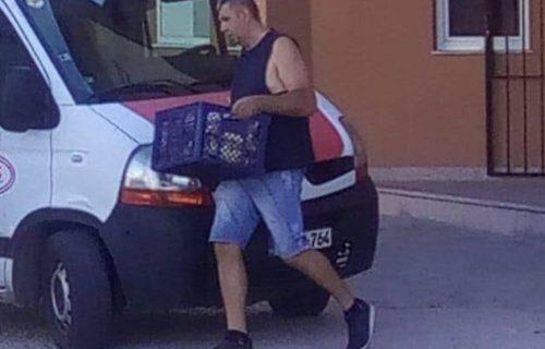 Tužna priča bivšeg košarkaša: Rekorder i učesnik pet Eurobasketa zarađuje za hleb tako što NOSI GAJBE!