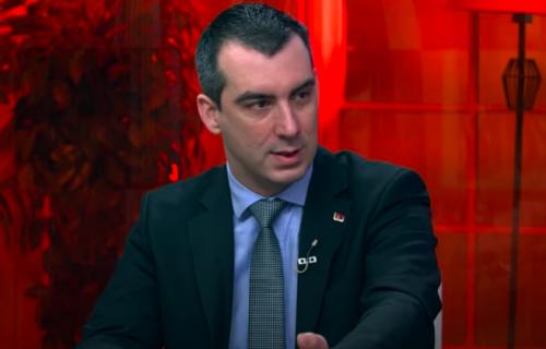 Orlić: Rušenjem države se koriste samo najveće lopuže, od takvih kao što je Tončev narodu je odavno muka