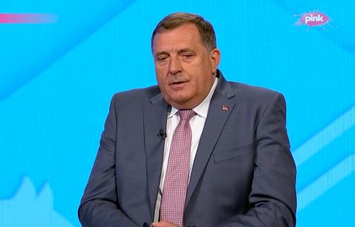 """Dodik reaguje: """"Dokument dostavljen Vučiću poznat svima"""""""