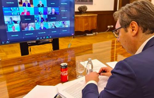 Vučić na samitu o ekonomiji Zapadnog Balkana: Trebalo bi da damo sve od sebe da izgradimo poverenje