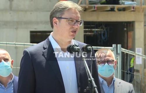"""""""Tu su kada god neko treba da zabije državi nož u leđa"""": Vučić o učešću SPS-a na nasilnim protestima"""