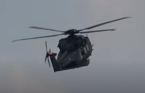 Ima mrtvih: U Njujorku se srušio vojni helikopter (FOTO)