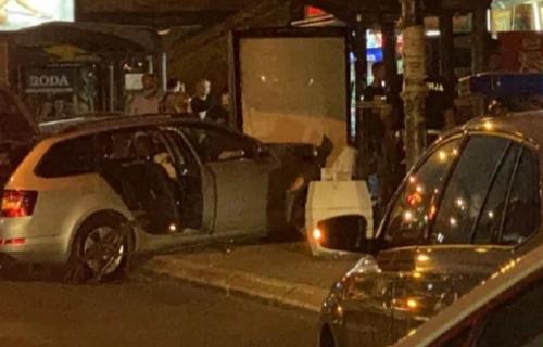 STRAVIČAN UDES u centru Beograda: Sudarila se dva automobila, saobraćaj u KOLAPSU
