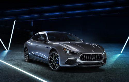 Novi Ghibli: Ovo je prvi hibridni model u istoriji Maseratija, evo šta nudi (FOTO)