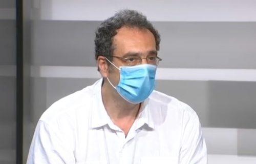 Zaraženih ima previše, a tek smo na početku: Dr Srđa Janković UPOZORIO na položaj epidemiologa
