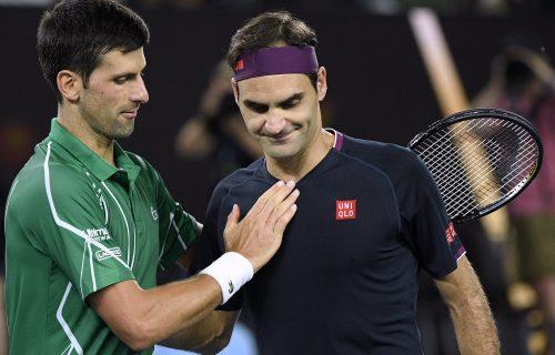 """Izliv emocija: """"Prvi put sa Federerom je bio NEVEROVATAN"""""""