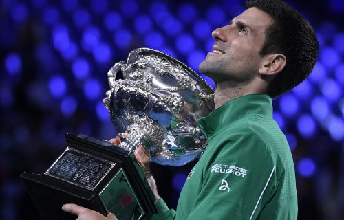 Novakov šampionski gest: PET MILIONA bolnici u Novom Pazaru!