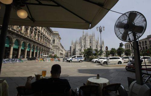 Porast broja zaraženih u Italiji izaziva zabrinutost: Stručnjaci apeluju da se ljudi pridržavaju mera