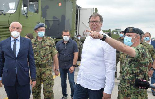 """Vučić izneo TAČNE BROJKE: """"Srbija testirala više nego svi u regionu, samo 4 zemlje u Evropi ispred nas"""""""