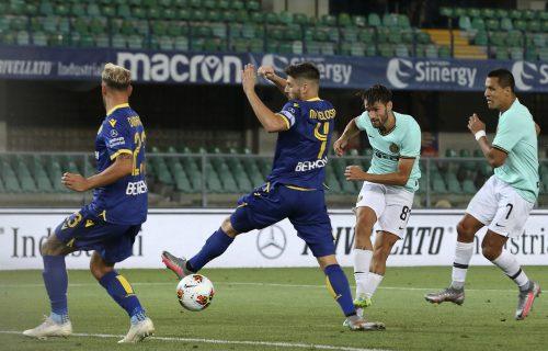 """Verona iznenadila: Inter ISPUSTIO pobedu na """"Bentegodiju"""" (VIDEO+FOTO)"""