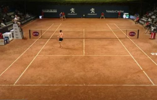 Novi skandal u svetu tenisa: Ukrajinski teniser suspendovan do kraja života!