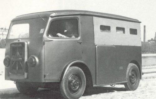 KVIZ PITANJE: Znate li vozilo sa slike i zašto je ušlo u istoriju? (VIDEO)