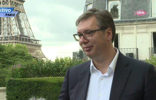 Vučićev šamar Tačiju iz Pariza: Krvniku će danima zvoniti u ušima