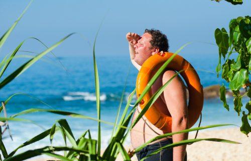 """""""Nikada me toliko nije BOLELO"""": Čovek prošao kroz PAKAO na moru - ovo nikako nemojte raditi (FOTO)"""
